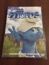 LOS PITUFOS LA PELICULA - DVD - 98 MIN  - NEW SEALED NUEVO EMBALADO COLUMBIA PIC