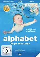 Alphabet - Angst oder Liebe? (Erwin Wagenhofer) Blu-ray Disc NEU + OVP!