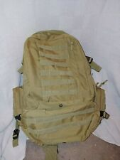 50 Liter Tactical Backpack-Coyote