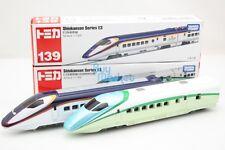 Takara Tomy Tomica #139 Shinkansen Series E3 Train 1/165 2X SET Diecast Toy Cars