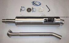 HMF Performance Exhaust Pipe Muffler Slip-on Kawasaki Brute Force 750 2005-2011