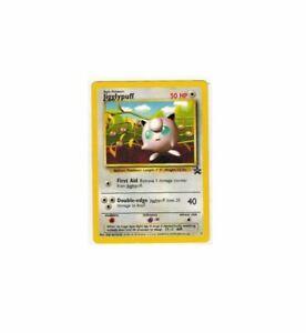 Pokemon TCG Black Star Promo Carte 7 Jigglypuff