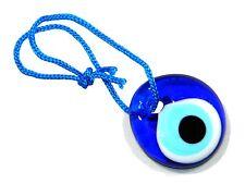 3cm Fortunato Malocchio buona fortuna e protezione in VETRO OCCHIO Amuleto turco/greco