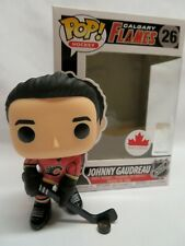 JOHNNY GAUDREAU, Calgary Flames, Funko POP NHL Figure (Home Uniform) NIB