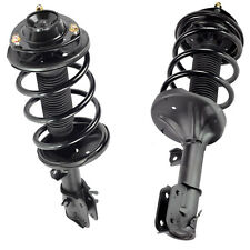 1 Pair Front Complete Shock Absorbers Struts & Coil Springs for Hyundai Santa Fe