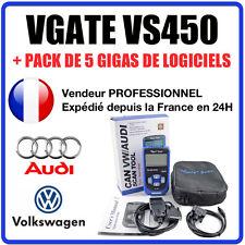 VGATE VS450 - Diagnostic AUDI & VOLKSWAGEN - VAG COM KTS DELPHI OBD VCDS