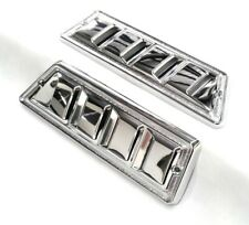 PILLAR VENT VENTS CHROME TRIM FIT DATSUN NISSAN B110 B120 1200 UTE PICKUP