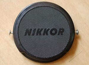 Nikon Nikkor 52mm Snap-on Front Lens Cap J.U.M. 515,897