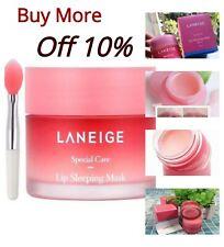 Laneige Lip Sleeping Mask Berry Smooth Moisturizers Lip Balm 20g Free Shipping