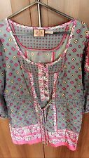 Juicy Couture Silk Tunic Top