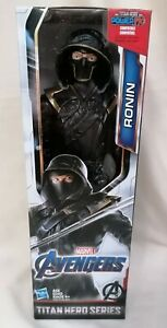 "AVENGERS - *BNIB* Titan Hero Marvel Endgame POWER FX Ronin 12"" / 30cm Figure"
