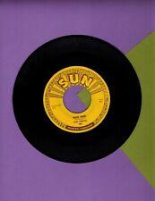 Carl Perkins 45 rpm record'' Dixie Fried'' Sun Records''