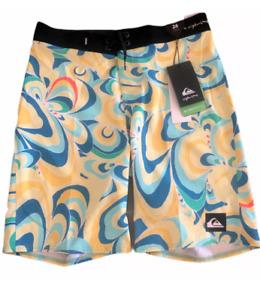 2020 QUIKSILVER BOY'S Board Shorts Swim Trunk SIZE - 10, 16, 18, 20 🎈