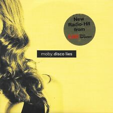 MOBY - Disco lies - 1 Track - CD Promo