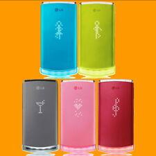 LG GD580 Lollipop 3MP FM lumière DEL Slim Korean Débloqué GSM 3 G Flip Téléphone Portable