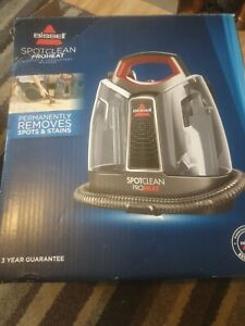 Bissell Spot Clean ProHeat Carpet Cleaner Upholstery Washer