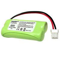 HQRP 800mAh Battery for VTech C/D/L/S Series Cordless Phones, BT162342 BT262342