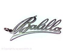 Fiat Balilla Schlüsselanhänger 508 S Schriftzug Emblem Logo Scritta Spider CS