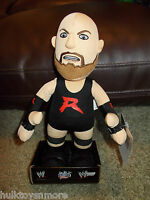 "Ryback WWE Bleacher Creatures Creature Plush 10"" Brand New With Tags NWT"
