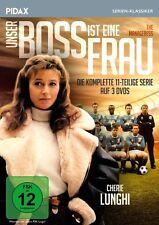 Unser Boss ist eine Frau * DVD komplette Serie mit Cherie Lunghi 11 Folgen Pidax