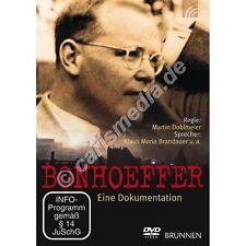 DVD: BONHOEFFER - Eine Dokumentation *NEU*