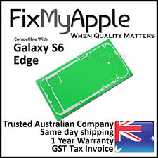 Samsung Galaxy S6 Edge G925 Back Glass Cover Door Rear Panel Adhesive Tape Glue