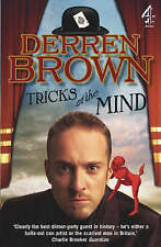 Tricks of the Mind by Derren Brown (Hardback, 2006)