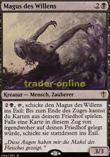 Magus des Willens (Magus of the Will) Commander 2016 Magic
