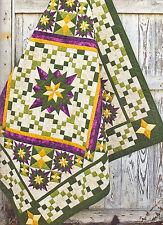 Amazing Stars Quilts Unlimited & Stunning Beauty!  Quilting Pattern Book  NEW