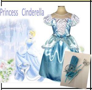 Cinderella dress and wand