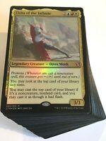 ***Custom Commander Deck*** Elsha of the Infinite - Spellslinger - Magic Cards