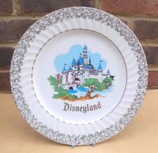DISNEY JAPAN Disneyland Collector Plate