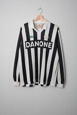 1993-94 juventus home shirt maillot n 6 kappa danone