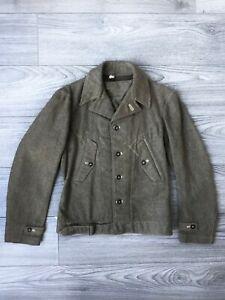 Enlisted Men WW2 US Army Jacket WW2 ETO Jacket 1940s Deadstock Mint fit sz 36/38