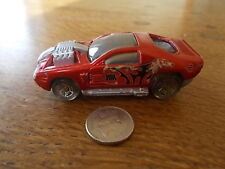 Vintage Diecast 2005 HOT WHEELS MATTEL Battery Car Vietnam McDonalds Toy HOT ROD