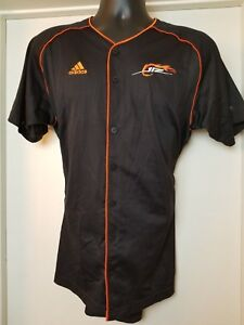 DALE EARNHARDT JR #88 Adidas Clima365 Small Black Button Down Jersey
