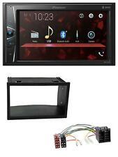 Pioneer MP3 2DIN USB AUX Bluetooth Autoradio für VW Golf 4 Polo T4 Fox Passat IS