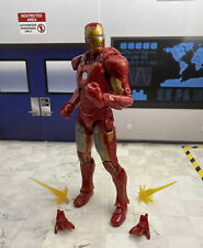 "Marvel Legends MCU Studios First Ten Years Iron Man Mark 7 VII 6"" Complete"