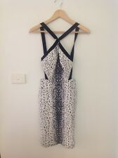 BEC & BRIDGE Ariel Halter Dress - Size 6 - BRAND NEW WITH TAGS - ORP $209