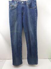 CALVIN KLEIN Womens Denim Bootcut Jeans Size 10