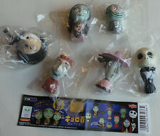 Nightmare Before Christmas Kyorome collection Capsule Toys Set of 6