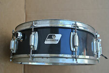 "Ludwig ROCKER SERIES 14"" SNARE DRUM in BLACK for YOUR DRUM SET!!! #C541"