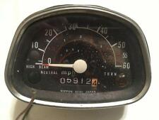 Nippon Seiki Speedometer, Vintage, Honda, Suzuki, Yamaha #01437