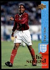 Upper Deck England 1998 - The Squad Paul Ince # 21