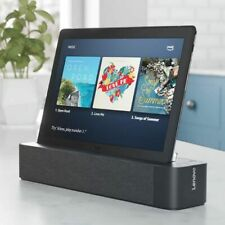 NEU Lenovo Smart Tab p10 16 GB Wifi 10.1 in Aurora schwarz Bundle mit Smart Dock