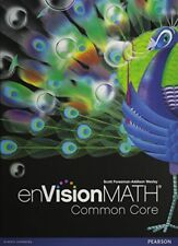 enVision Math Common Core, Grade 5 by Scott Foresman (Hardcover)