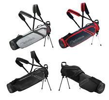 TaylorMade 2020 Quiver Golf Bag USBlack