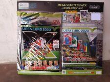 MEGA STARTER PACK ADRENALYN XL UEFA EURO 2020 ALBUM RACCOGLITORE + CARDS