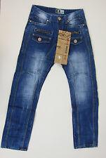 Kosmo Lupo Slim Denim Jeans - Mens 30x31 - KM607 - NWT