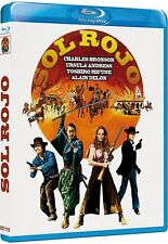 RED SUN (Soleil rouge) **Blu Ray B** Charles Bronson